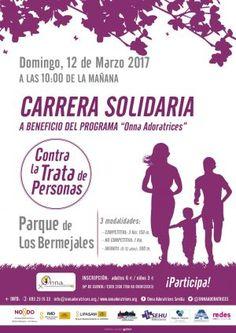II Carrera Solidaria Onna Adoratrices contra la Trata de Personas.