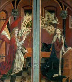 Flügelaltar, 1484 ;  Klerant ; Italien ; Südtirol