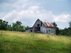 Barn @ Huntsville Arkansas