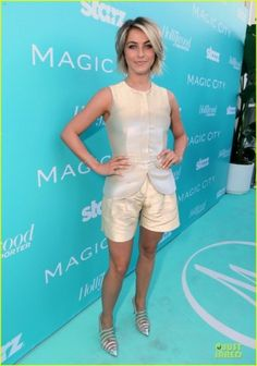 Modest Is Hottest! Julianne Hough Shimmers in Shorts and We Give One Star a Makeover! | Project Inspired