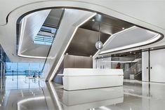 ARK Associates Ltd Shopping Mall Interior, Shopping Malls, Lobby Interior, Interior Design, Future Buildings, Mall Design, Modern City, Japanese House, Architect Design