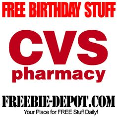 BIRTHDAY FREEBIE – CVS Free Birthday Food, Birthday Freebies, Birthday Stuff, Birthday Month, It's Your Birthday, Birthday Ideas, Love Is Free, Pretty Little Liars, Frugal Living