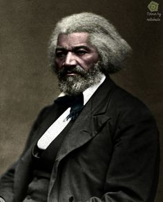 Frederick  Douglass  October 25, 1859 Frederick Douglass fled to Canada to avoid being arrested as an accomplice in John Brown's raid on Harper's Ferry. For Douglass, the 1850s were spent in publishing, speaking, and working with fellow abolitionists, including John Brown.
