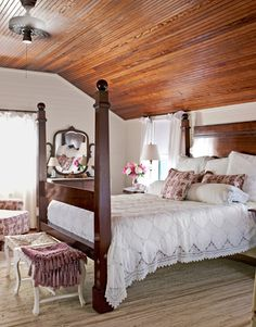 add 'old house' character & charm to a new home