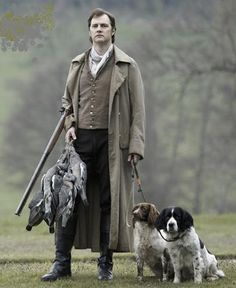 David Morrissey as Colonel Brandon, Sense and Sensibility 2008
