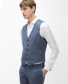Image 4 of SUIT from Zara