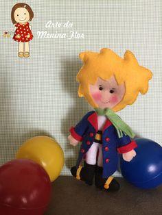 Pequeno Príncipe Molde tirado de Giulina Handamade