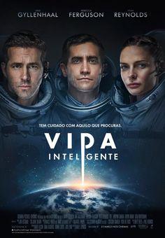 Vida Inteligente, de Daniel Espinosa | Rebecca Ferguson, Jake Gyllenhaal, Ryan Reynolds