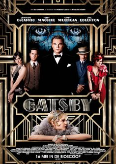 The Great Gatsby (2013) - This film has fantastic art design ****