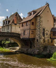 Aubusson (23. Creuse) France