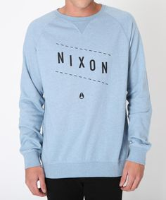 Nixon Series II Fleece  #generalpants #denim #jeanpool #newblue #nixon