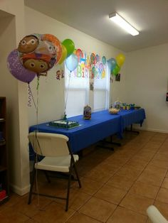 Rodney's Super Second Birthday Party