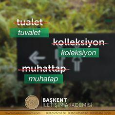 tuvalet. koleksiyon. muhatap. (Kaynak: Instagram - baskentiletisim) #türkçe #türkçedili #bilgi #kelime #kelimeler #anlam #özet #kökeni #güzel #güzelkelimeler #bazıkelimelerçokgüzel #lügat #doğrutürkçe #nedemek Learn Turkish, Turkish Language, Karma, Poems, Learning, Instagram, Poetry, A Poem, Verses