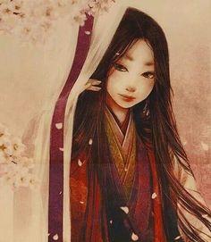 Artist Shiho Enta.