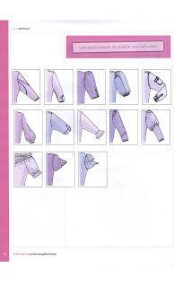 Costura,Patrones y mucho mas: Libro de Oro Hermenegildo Pekinese, Fashion Sewing, Sewing Clothes, Pattern Making, Hermes, Couture, Crochet, How To Make, Blog