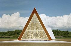 The Ecumenical Chapel by AOA Architects Branches Out to All