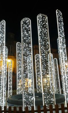 Deco de Noël a quimper en Bretagne