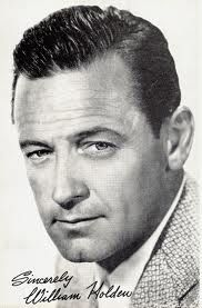"""""""AGING is an inevitable process, I surely wouldn't want to grow younger. The older you become, the more you know, your bank account of knowledge is much richer.""""  Quote - William Holden, actor (1919 - 1981)"""