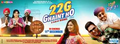 "Check out theatrical trailer of "" Bhagwant Mann, Upasna Singh, Jus Reign, Rupan Bal, Pooja Verma, Ravinder Mand, Tej Safru, Rana, Rana Jung Bahadur, Ragvinder Boli starrer upcoming movie "" 22G Tussi Ghaint Ho "", Directed by Vishal Parashar. It`s DEC Productions India Pvt. Ltd. & Omkara Productions Pvt Ltd. Presentation, Being distributed by OmjeeRead More"