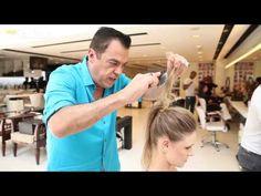 Marco Antônio de Biaggi ensina quatro penteados de noiva