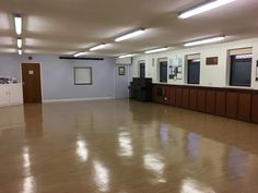 Vinyl floor sealing and polishing after stripping to a Church Hall Eastbourne East Sussex. Vinyl Floor Cleaners, East Sussex, Vinyl Flooring, Surrey, Hampshire, Track Lighting, Ceiling Lights, Cleaning, Home Decor