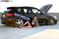 2013 GRB Subaru Impreza WRX