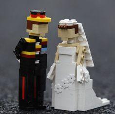 Legoland;  Royal Wedding  (Prince William and Kate)