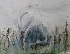 """Check out new work on my @Behance portfolio: """"Diplodocus"""" http://be.net/gallery/42728465/Diplodocus"""
