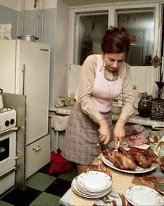 A view into Russian cuisine,50-60s