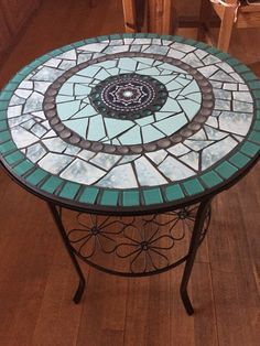 Mosaic Outdoor Table, Mosaic Coffee Table, Outdoor Table Tops, Mosaic Table Tops, Mosaic Pots, Mosaic Garden, Mosaic Tiles, Mosaic Designs, Mosaic Patterns