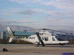 Olympic Aviation Agusta A-109A Mk2 Plus [SX-HDA] Olympic Airlines, Jet Plane, Olympics, Aviation, Aircraft, Air Ride, Plane, Planes, Airplanes