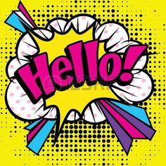 Bd Pop Art, Pop Art Design, Letras Abcd, Pop Art Women, Pop Art Wallpaper, Pop Art Illustration, Graffiti Lettering, Graffiti Art, Art Moderne