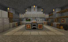 52+ Cool Kitchen Ideas In Minecraft Great! in 2020 Minecraft kitchen ideas Minecraft interior design Minecraft modern