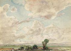 Farm Landscape Artwork By Dame Laura Knight Oil Painting & Art Prints On Canvas For Sale Impressionist Art, Impressionism, Knight Art, English Artists, Landscape Artwork, World Of Interiors, Pre Raphaelite, Canvas Art Prints, Modern Art