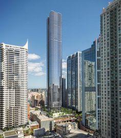 505 George Street, Sydney-Australia, 264 m, proposed-2014, architect-Crone Partners Pty. Ltd.