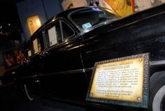 This car belonged to Lee Harvey Oswald's neighbor, Buell Wesley Frazier. Oswald had no driver's license and Frazier drove him to work.    On the morning of Nov. 22, 1963 Frazier drove Oswald to the Texas School Book Depository. In the back seat of this car wrapped in papers was the $12 rifle that Oswald used to assassinate Kennedy.    Frazier thought the package contained curtain rods. Stricken with grief and haunted by the memory, Frazier sold the car years later for a mere $10