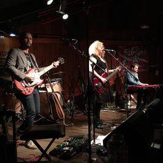 @bonnikins rocking away at The Saxon. #livemusic #saxonpub #austintx