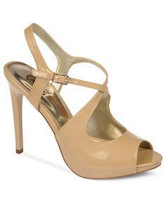 Carlos by Carlos Santana Shoes, Charlene Sandals - Sandals - Shoes - Macy's