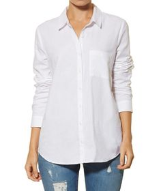 MAN STYLE CASUAL SHIRT - Tops - Clothing