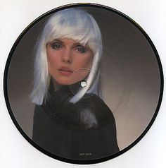 """For Sale - Blondie Island Of Lost Souls UK 7"""" vinyl picture disc 7 inch picture disc single - See this and 250,000 other rare & vintage vinyl records, singles, LPs & CDs at http://eil.com"""