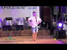 Azad Kaan Opening GalaTarazade 2014 - YouTube