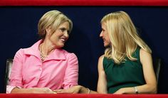 Janna Ryan and Ann Romney Photo - 2012 Republican National Convention: Day 3