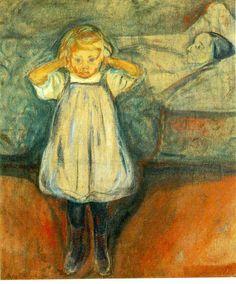 Munch_La madre morta