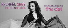 """New York singer/songwriter Rachael Sage today premieres """"I've Been Waiting"""" (streaming below) off the effort. A sultry yet warm song that smoothly melds potentially disparate genres as folk and pop, the string-lined track tells of interpersonal longing with Aimee Mann-like poetic bewitchment."""