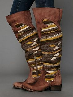Am I crazy for loving these? --> Caballero Tall Boot