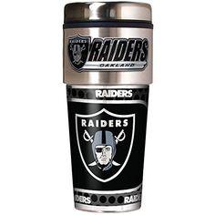 Oakland Raiders Tumblers