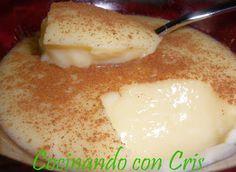Otra receta dulce... Yo es que cuando estoy a dieta me da por el dulce mucho, mucho... y eso que yo soy más de salado, aunque no se n...