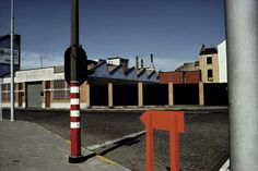 "Harry Gruyaert BELGIUM. Brussels. 1981. ""Midi"" train station district."