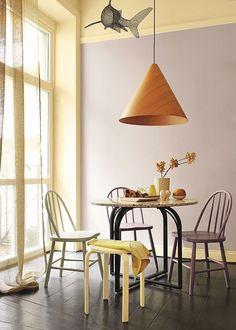 Мастер цвета: декоратор Dennis Valencia | Пуфик - блог о дизайне интерьера