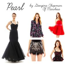 If you watched the Oscars on Sunday then you probably saw the commercials for the Marchesa and JC Penney collaboration! The line is formally know as Pearl by Georgina Chapman. Upon seeing Chapman's designs, one word came to mind: Stunning. From the ball gowns to the jumpsuits and from the cocktail dresses to the peplum tops, every piece is extravagant and luxurious. Get your hands on these stunning products before they run out!  Click here to view the whole line.